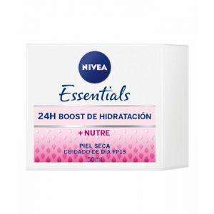 Crema hidratante día p/s nivea  50ml