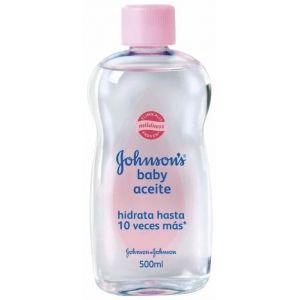 Aceite corporal clásico johnson & johnson 500 ml