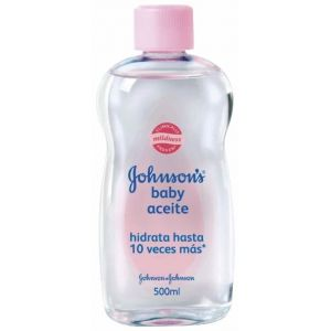 Aceite corporal clásico johnson & johnson 500 ml