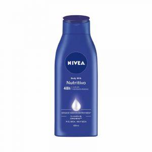 Body milk nutritivo nivea 400ml