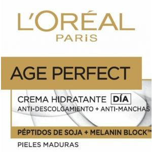 Crema hidratante día age perfect  50ml