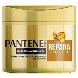mascarilla repara & protege, pelo débil y dañado 300ml pantene