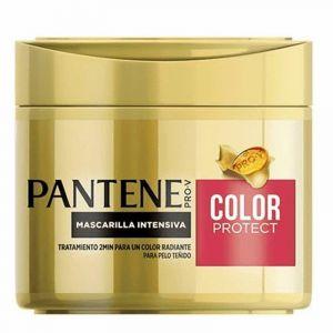 Mascarilla color protect, pelo teñido y con mechas 300ml pantene
