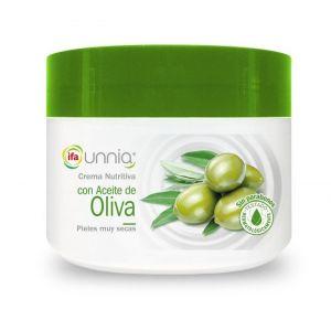 Crema corporal aceite oliva  ifa unnia 200 ml