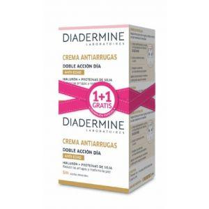Crema antiarrugas  diadermine p2x 50ml
