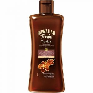 Bronceador spray ip0 hawaiian tropic 200ml