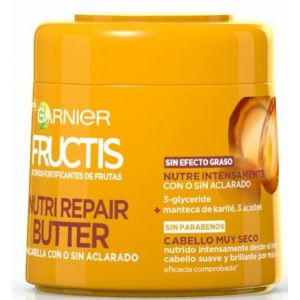 Mascarilla fructis nutri repair butter garnier 300 ml