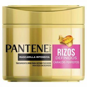 mascarilla rizos definidos, para pelo rizado 300ml pantene