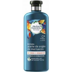 Acondicionador repara aceite argán 400ml herbal essences bio:renew