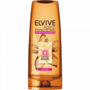 Acondicionador elvive aceite extraordinario l'oréal paris 300 ml