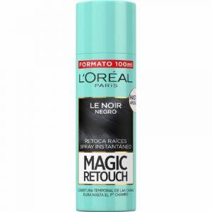 Tinte raices magic retouch negro 1 loreal100ml