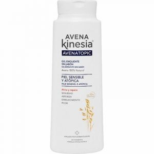 Gel de baño avenatopic kinesia 600ml