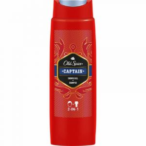 Gel de baño 2 en 1 old spice 400ml
