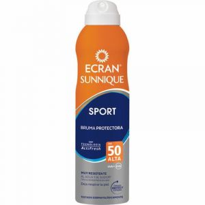Bronceador sport f50 invisible ecran spray 250ml
