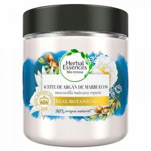 Mascarilla renew repara argan herbal essence 250ml