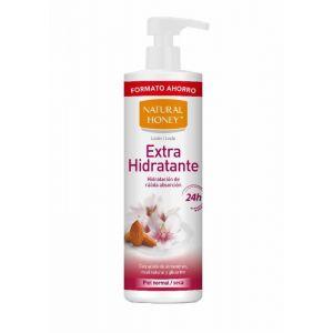 Locion hidratante natural honey 700ml