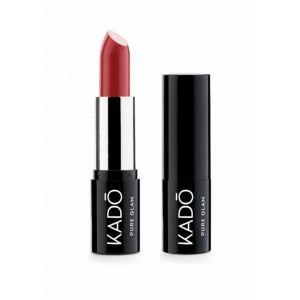 Barra de labios pure glam col. sunset tono rojo fuego barra kadô 4g