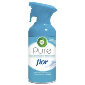 Ambientador  flor air wick pure aerosol 250ml