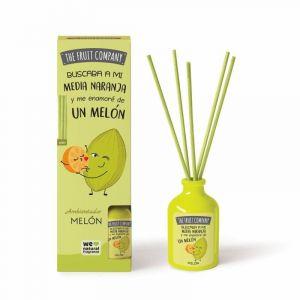 Ambientador varitas melon the fruit company  40 ml