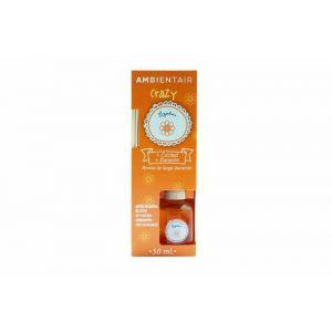Ambientador de varitas aroma azahar ambientair 50ml