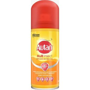 Repelente mosquitos autan spray 100ml