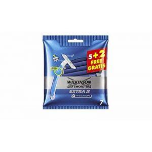 Maquinilla de afeitar wilkinson ext 2 precision 5+2uds