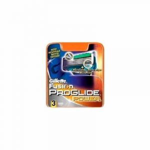 Recambio fusion proglide power 3 gillete 4 und