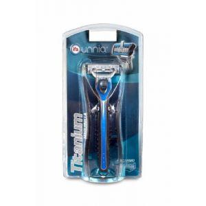 Maquinilla de afeitar mujer ifa unnia 3 hojas 4 uds