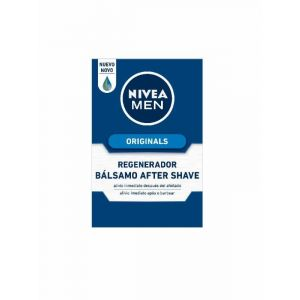 Balsamo regenerador after shave nivea men 100ml