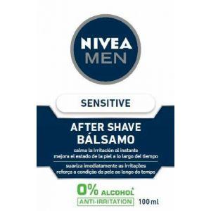 Balsamo aftershave sensitive nivea 100ml