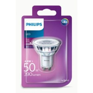 Bombilla led dicroico neutro philips gu10 50w