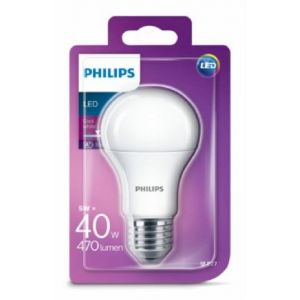 Bombilla led  neutro philips e27 40w