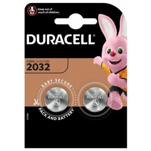 Pilas duracell dl 2032 2ud