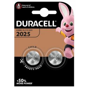 Pilas duracell dl 2025 2ud