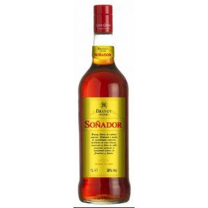 Brandy solera soñador botella de 1l