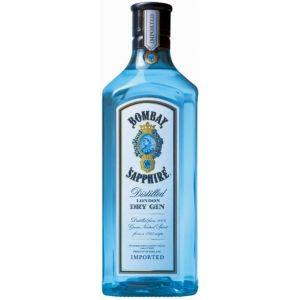Ginebra  bombay saphire botella de 70cl