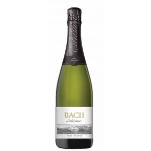 Cava brut nature bach botella de 75cl