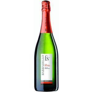 Vino espumoso beta barbadillo botella de 75cl