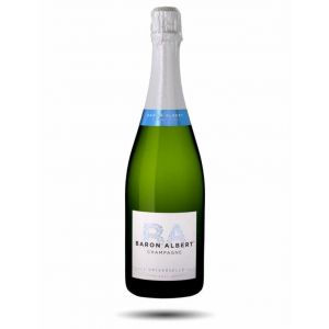 Champagne brut baron albert bot 75cl
