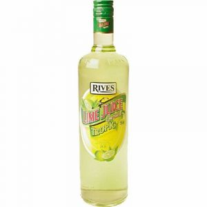 Licor  lima rives bot 1l