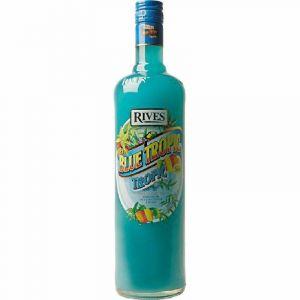 Licor  blue tropic rives bot 1l