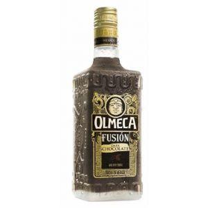 Licor chocolate  olmeca botella de 70cl