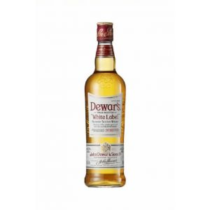 Whisky dewars white label botella 70cl