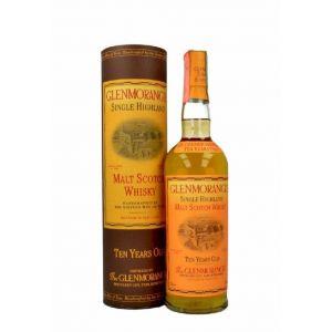Whisky 10 años  glenmorangie botella de 70cl
