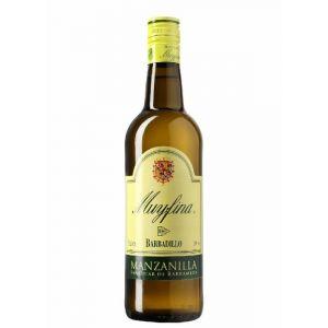 Vino manzanilla barbadillo  75cl