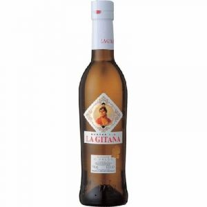 Vino manzanilla la gitana 37,5cl