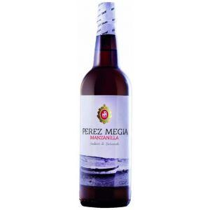 Vino manzanilla perez megia 75cl