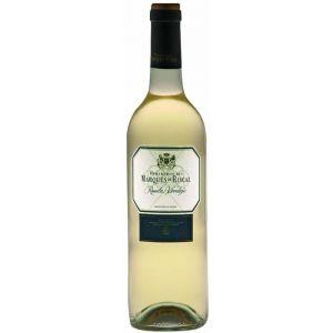 Vino blanco verdejo d.o. rueda marqués de riscal 75cl