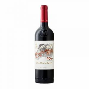Vino rioja tinto castillo de ygay reserva 75cl