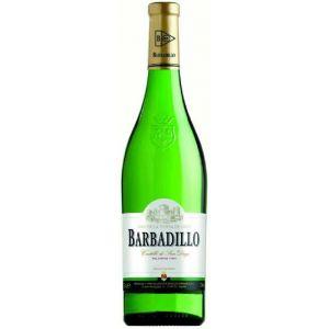 Vino blanco barbadillo 75cl